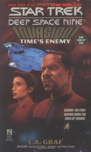 9780671541507: Time's Enemy (Star Trek Deep Space Nine: Invasion, Book 3)