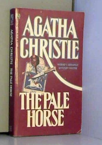 9780671542078: The Pale Horse