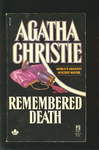 9780671543204: Remembered Death