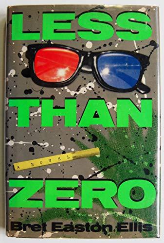 9780671543297: Less Than Zero