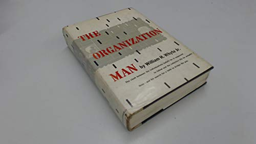 9780671543303: THE ORGANIZATION MAN.