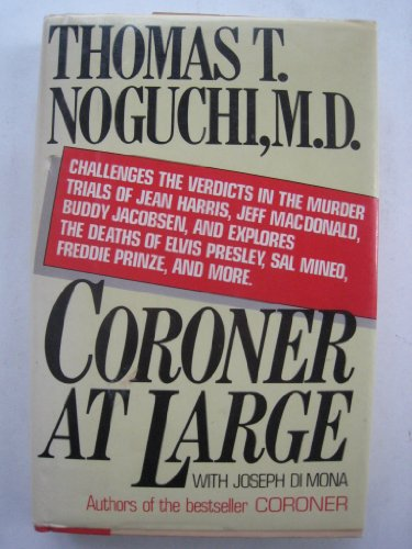 9780671544621: Coroner at Large