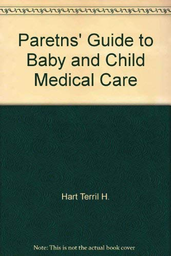 9780671544706: Parents' Guide to Baby and Child Medical Care