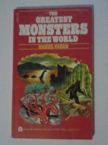 9780671545529: The Greatest Monsters in the World