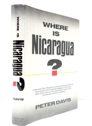 9780671546182: Where is Nicaragua?