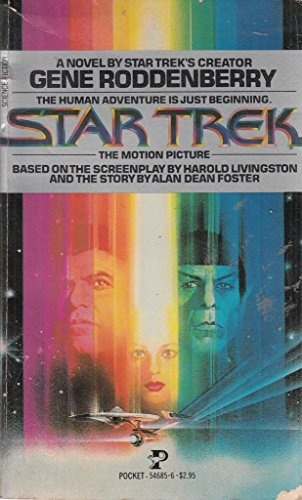 9780671546854: Star Trek The Motion Picture (Star Trek, No 1)