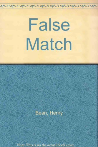 9780671546892: False Match