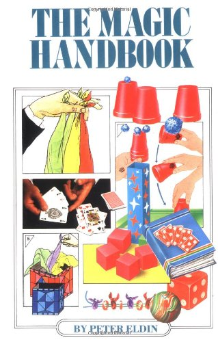 THE MAGIC HANDBOOK (The Kingfisher Pocket Book of Magic)