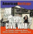 American Heritage Civil War: 076714551282