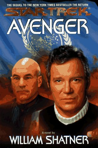 Star Trek: Avenger: Shatner, William