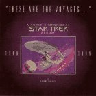 9780671551391: These Are the Voyages 1966-1996: A Three Dimensional Star Trek Album