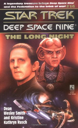 9780671551650: The Star Trek: Deep Space Nine: The Long Night