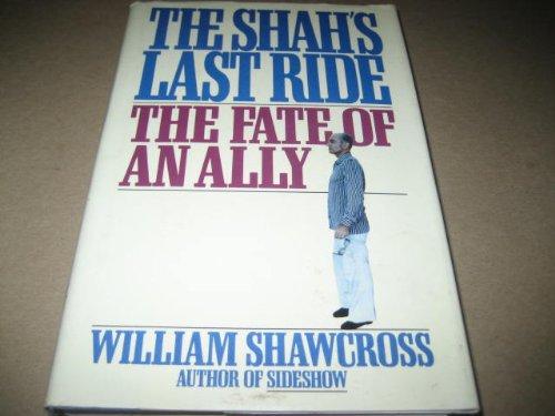 9780671552312: Shah's Last Ride