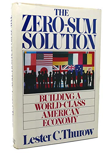 9780671552329: The Zero-Sum Solution