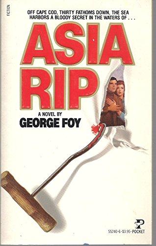 9780671552404: Asia Rip