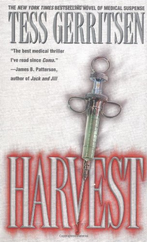 9780671553029: Harvest