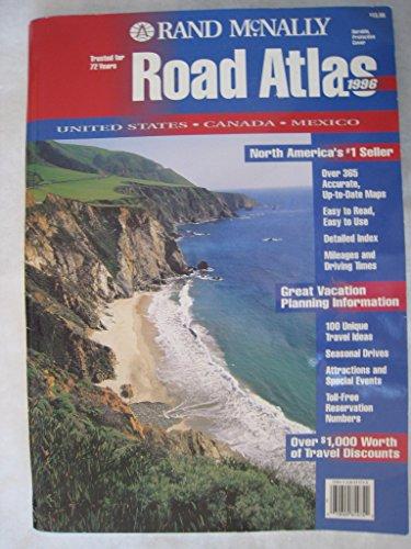 9780671553166: Gousha 1996 Road Atlas : United States, Canada, Mexico