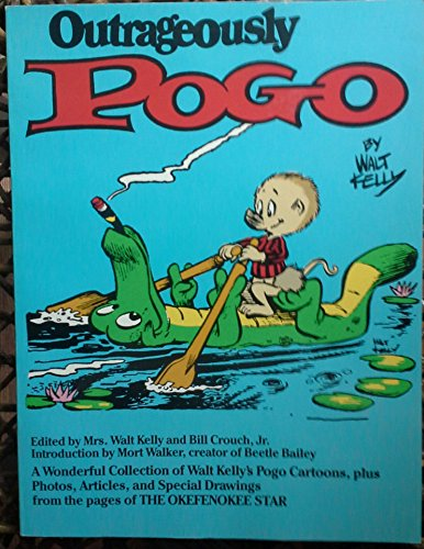 Outrageously Pogo (0671553747) by Walt Kelly