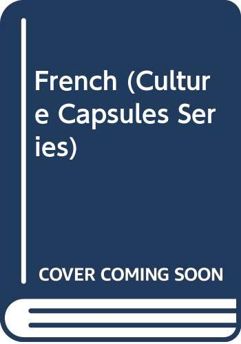 9780671553807: French (Culture Capsules Series)