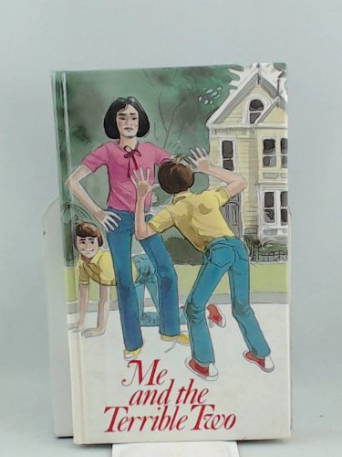9780671553883: Me and the Terrible Two (Archway Paperback)