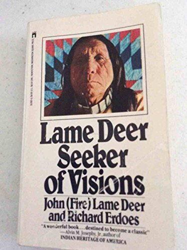 9780671553920: Lame Deer Seeker of Visions