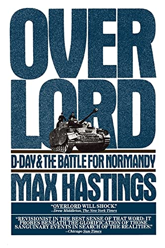9780671554354: Overlord: D-Day and the Battle for Normandy