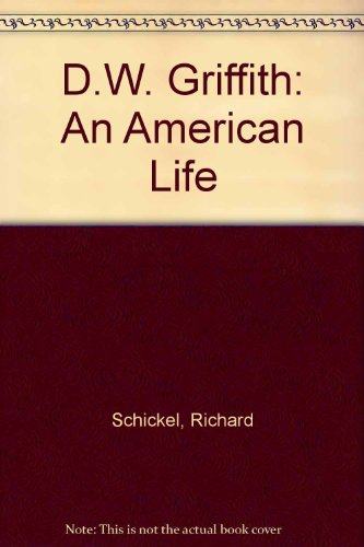 9780671554392: D.W. Griffith: An American Life
