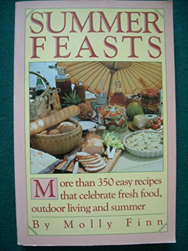 9780671554538: Summer Feasts