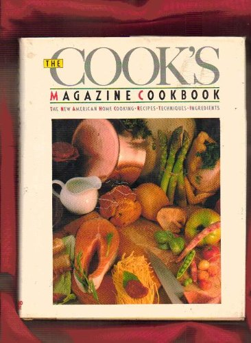 The Cook's Magazine Cookbook