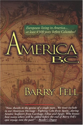 9780671555030: America B.C.: Ancient Settlers in the New World