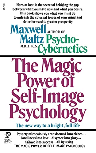 9780671555955: Power Self Image Pyschology
