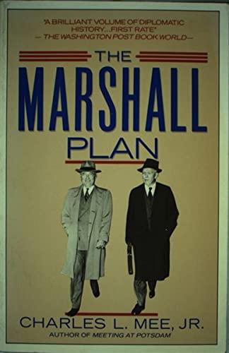 9780671556228: Marshall Plan