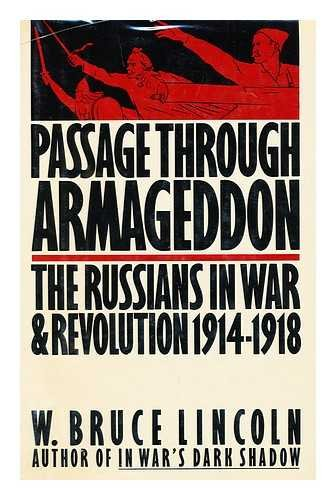9780671557096: Passage Through Armageddon: The Russians in War and Revolution, 1914-1918