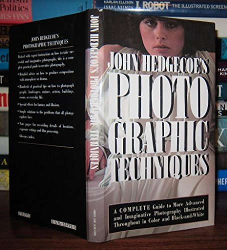 9780671557751: John Hedgecoe's Photographic Techniques