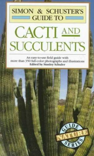 9780671558468: Simon & Schuster's Guide to Cacti and Succulents
