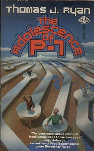 9780671559700: The Adolescence of P-1