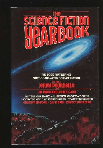 The Science Fiction Yearbook: Jerry E. Pournelle