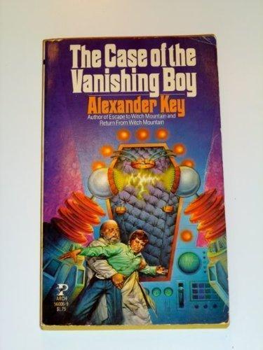 9780671560065: The Case of the Vanishing Boy