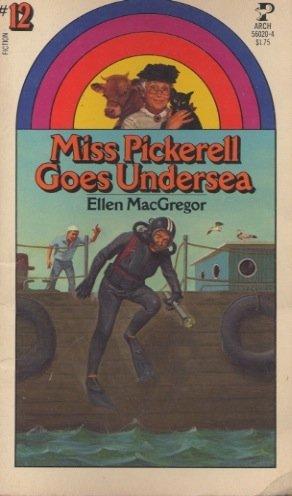 9780671560201: Miss Pickerell Goes Undersea