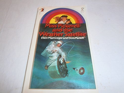 9780671560270: Miss Pickerell and the weather satellite,