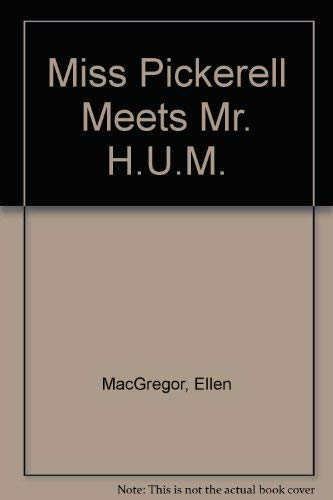 9780671560287: Miss Pickerell Meets Mr. H.U.M.