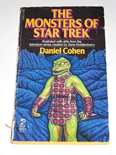 9780671560577: Monsters of Star Trek
