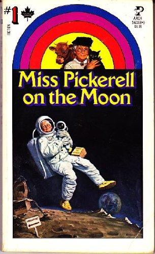 9780671560683: Miss Pickerell on the Moon