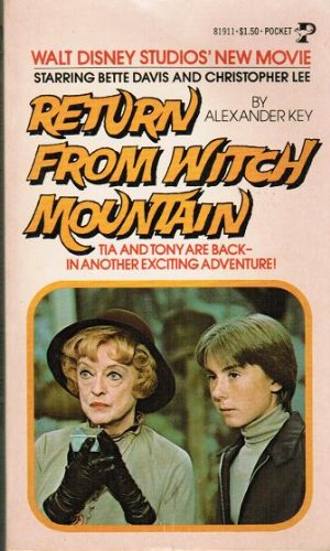 9780671560737: Return from Witch Mountain