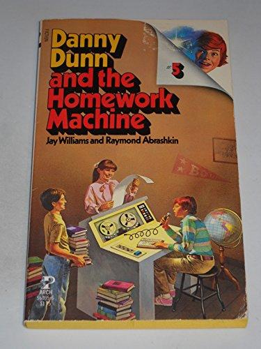 9780671560959: Danny Dunn and the Homework Machine