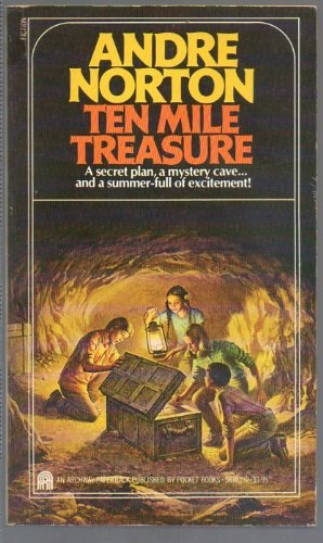 9780671561024: Ten Mile Treasure