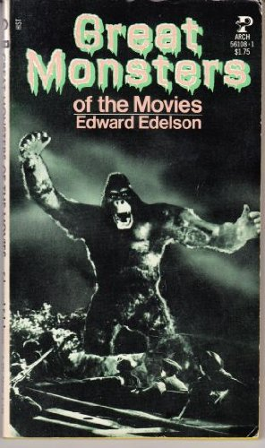 9780671561086: Great Monsters of the Movies