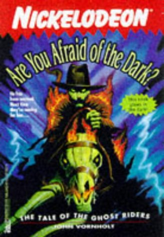 9780671562526: The TALE OF THE GHOST RIDERS: #7 ARE YOU AFRAID OF THE DARK