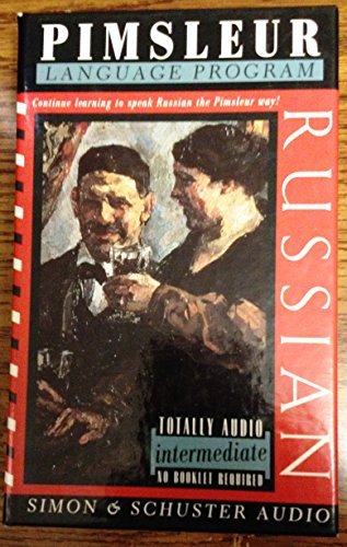9780671562700: Pimsleur Language Program Russian Intermediate (English and Russian Edition)