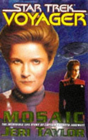 9780671563110: Mosaic (Star Trek Voyager)
